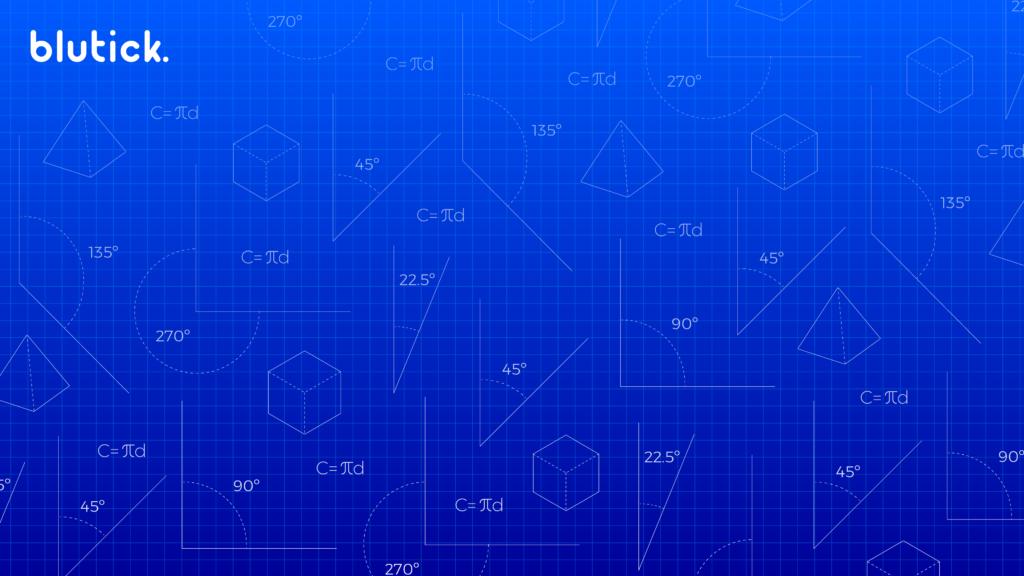 Zoom Maths Equations Background - Blutick Maths Online